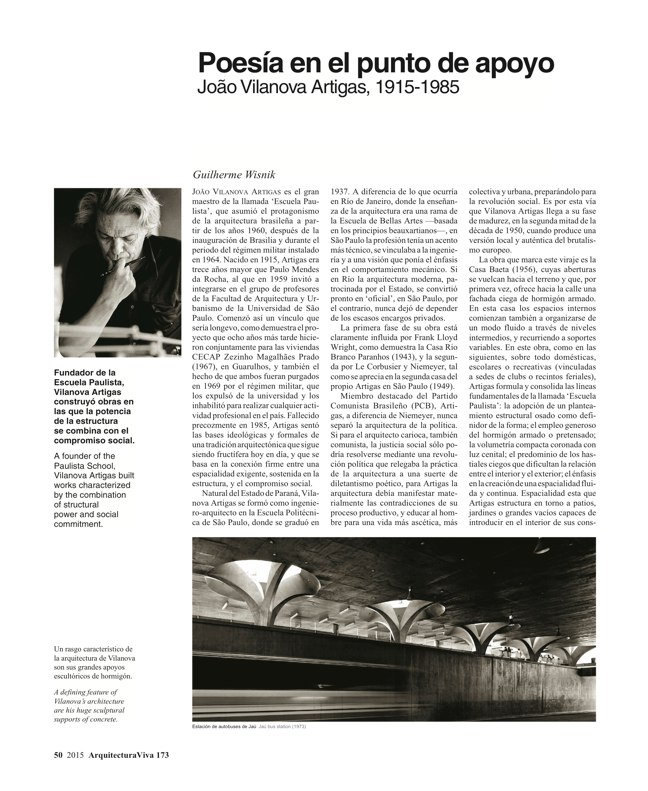 Arquitectura Viva 173 SPAIN ABROAD - Preview 13