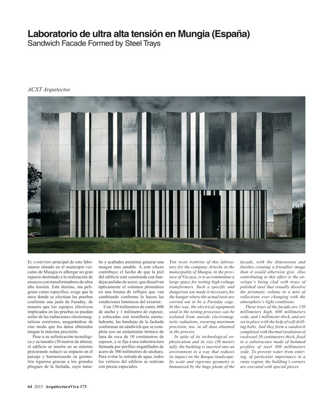 Arquitectura Viva 173 SPAIN ABROAD - Preview 17