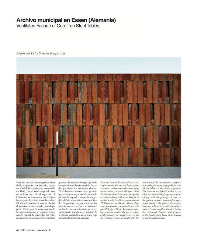 Arquitectura Viva 173 SPAIN ABROAD - Preview 19