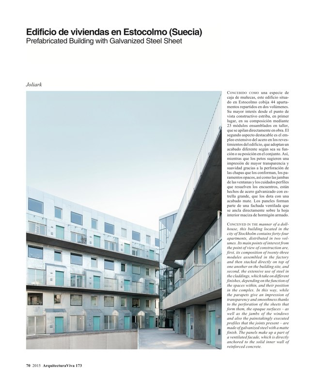 Arquitectura Viva 173 SPAIN ABROAD - Preview 20