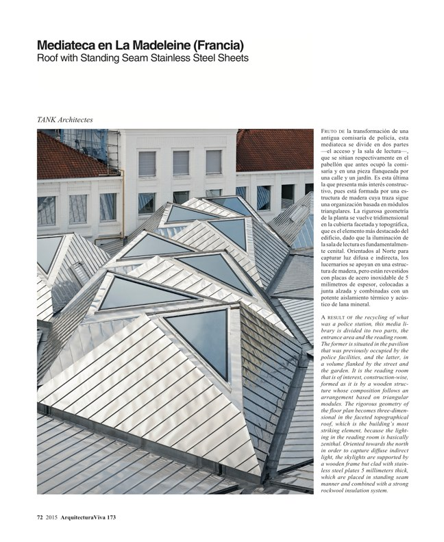 Arquitectura Viva 173 SPAIN ABROAD - Preview 21