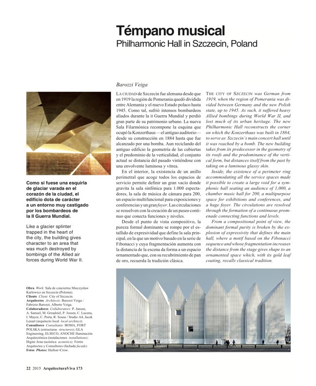 Arquitectura Viva 173 SPAIN ABROAD - Preview 6