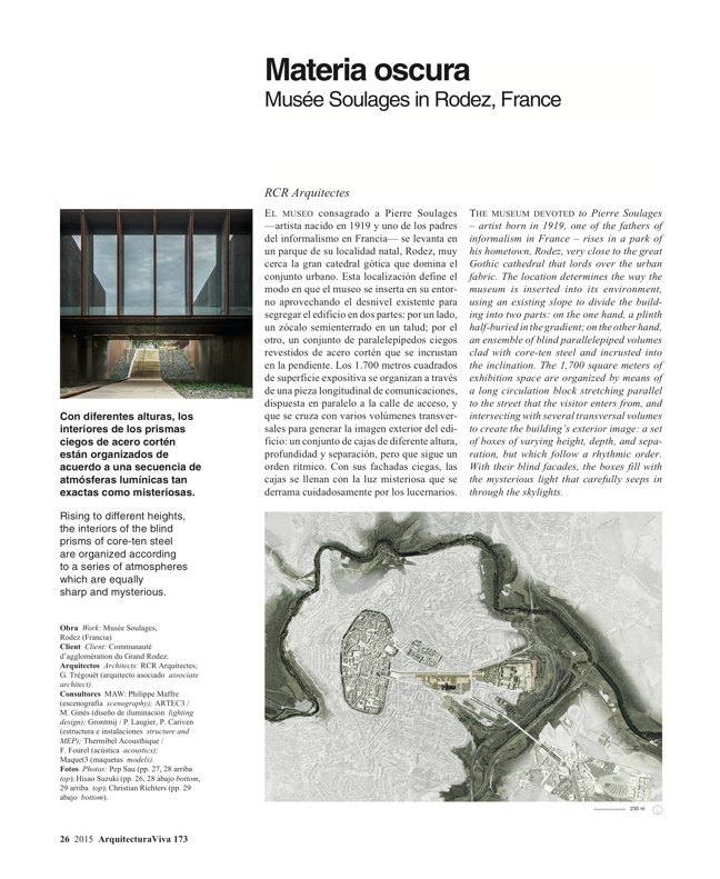 Arquitectura Viva 173 SPAIN ABROAD - Preview 7