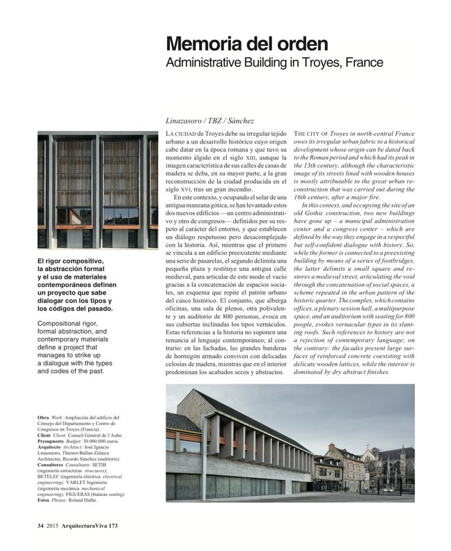 Arquitectura Viva 173 SPAIN ABROAD - Preview 9