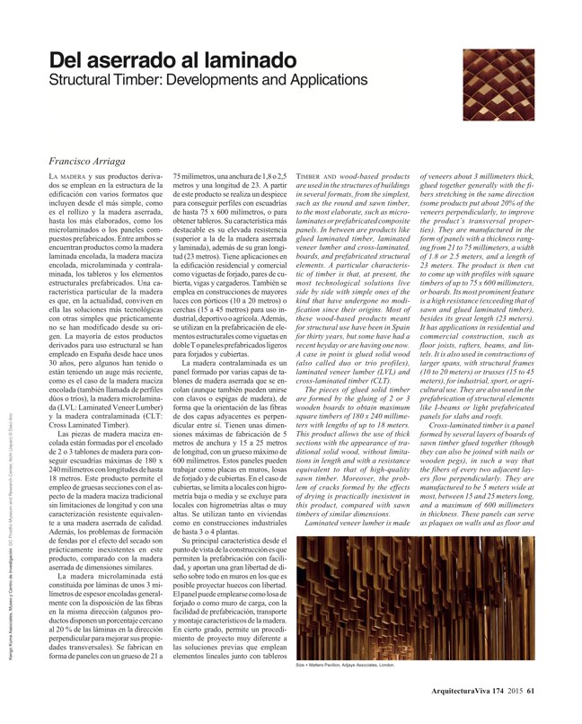 Arquitectura Viva 174 WOVEN WORKS - Preview 13