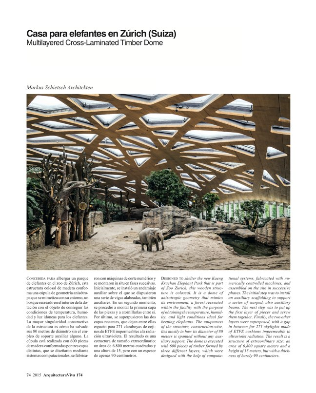 Arquitectura Viva 174 WOVEN WORKS - Preview 16