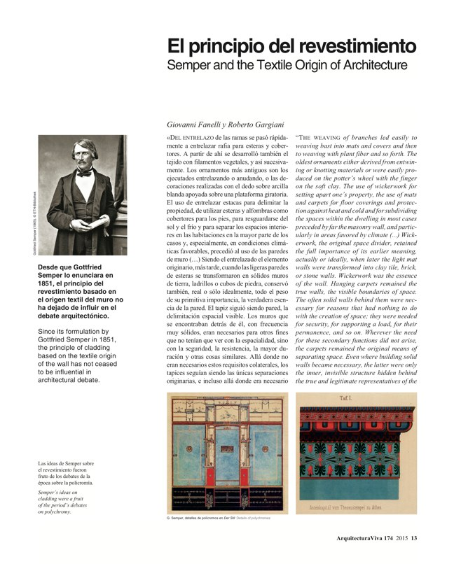 Arquitectura Viva 174 WOVEN WORKS - Preview 4