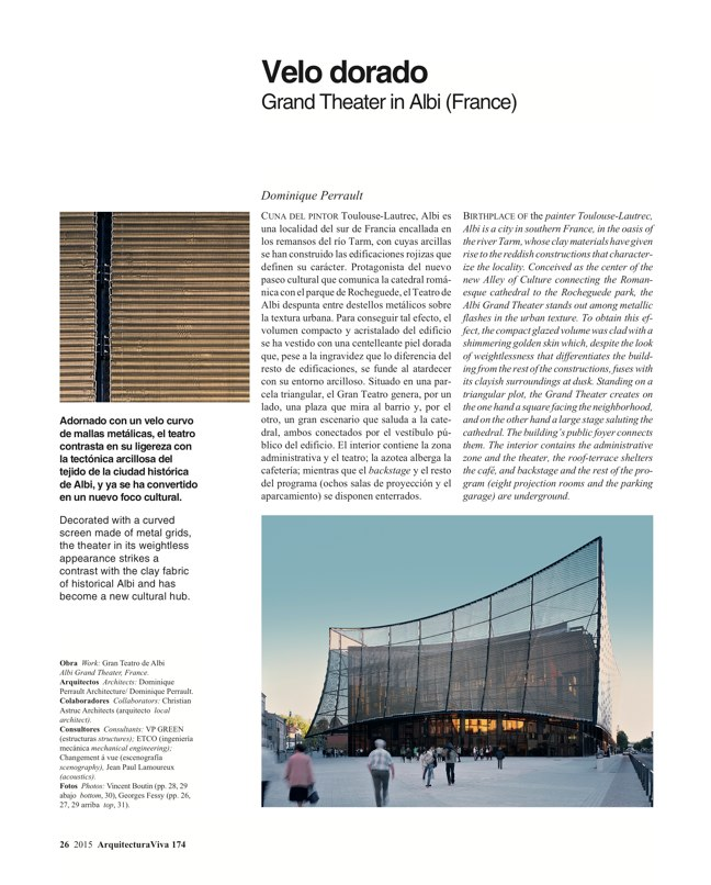 Arquitectura Viva 174 WOVEN WORKS - Preview 6