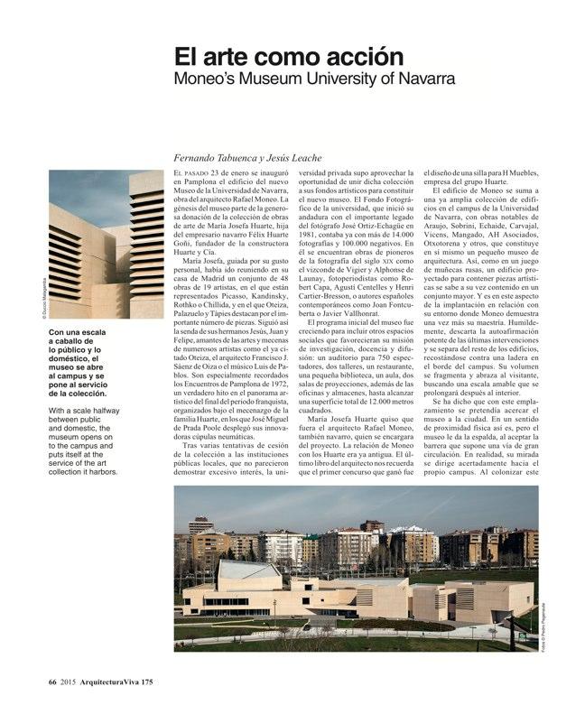 Arquitectura Viva 175 EXPO MILANO 2015 - Preview 20