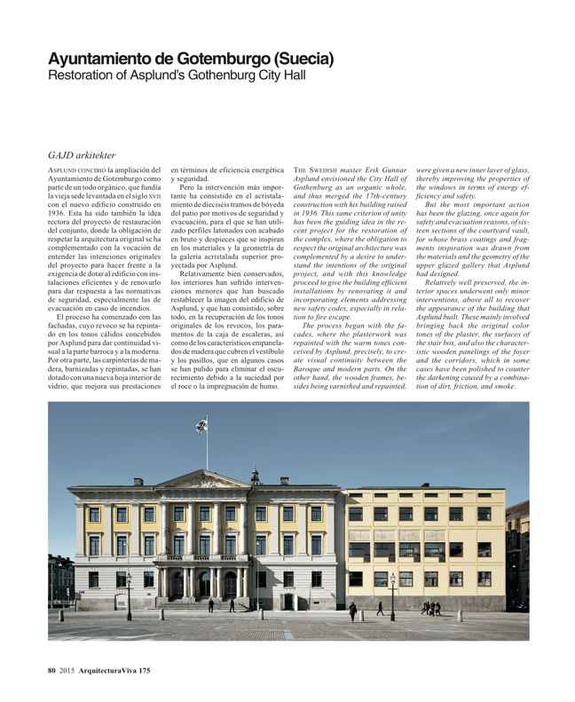Arquitectura Viva 175 EXPO MILANO 2015 - Preview 24