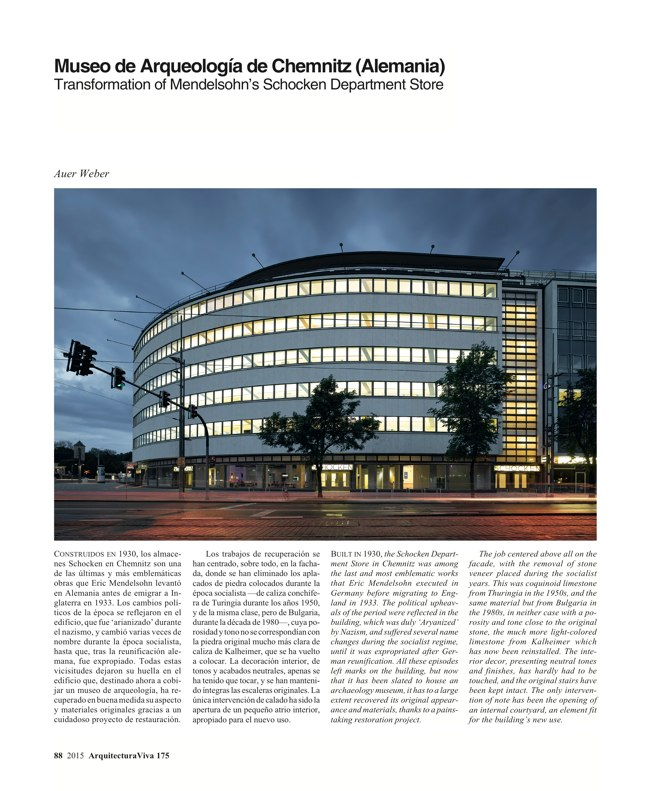 Arquitectura Viva 175 EXPO MILANO 2015 - Preview 26