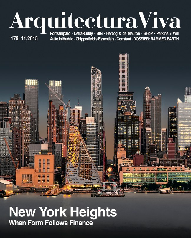 Arquitectura Viva 179 New York Heights