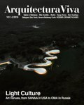 Arquitectura Viva 181 LIGHT CULTURE