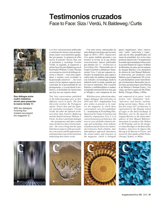 Arquitectura Viva 181 LIGHT CULTURE - Preview 10