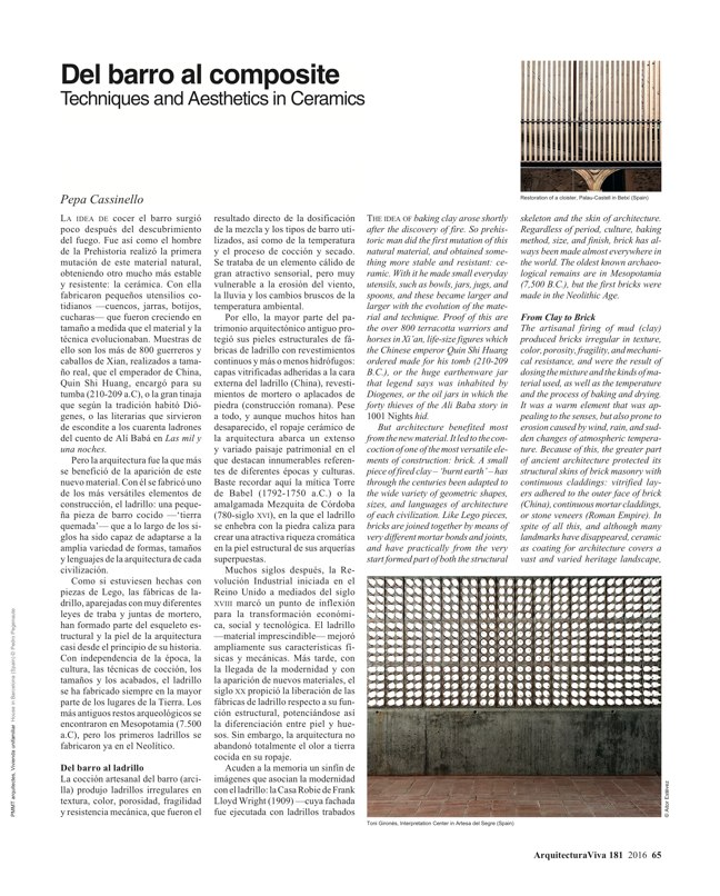 Arquitectura Viva 181 LIGHT CULTURE - Preview 14