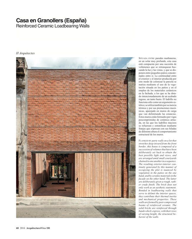 Arquitectura Viva 181 LIGHT CULTURE - Preview 15