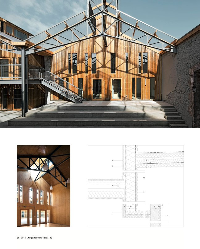 Arquitectura Viva 182 Industrial Heritage - Preview 6