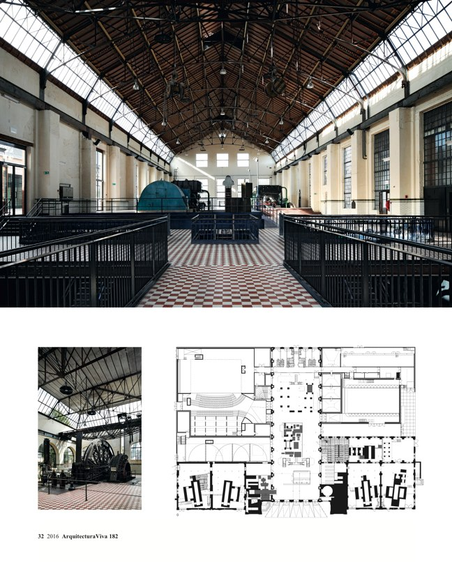 Arquitectura Viva 182 Industrial Heritage - Preview 7