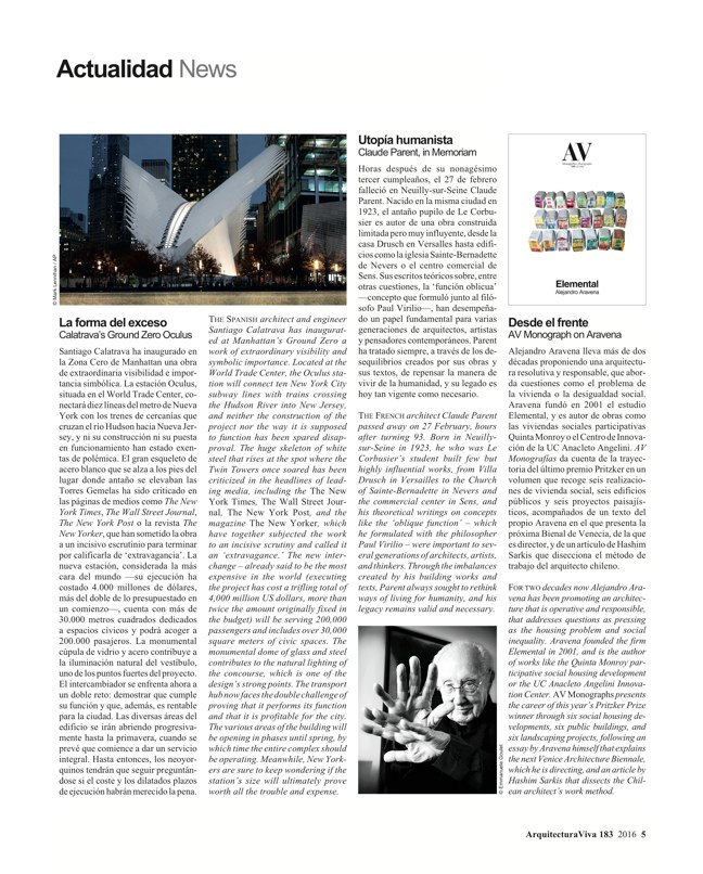 Arquitectura Viva 183 Material Abstraction - Preview 3