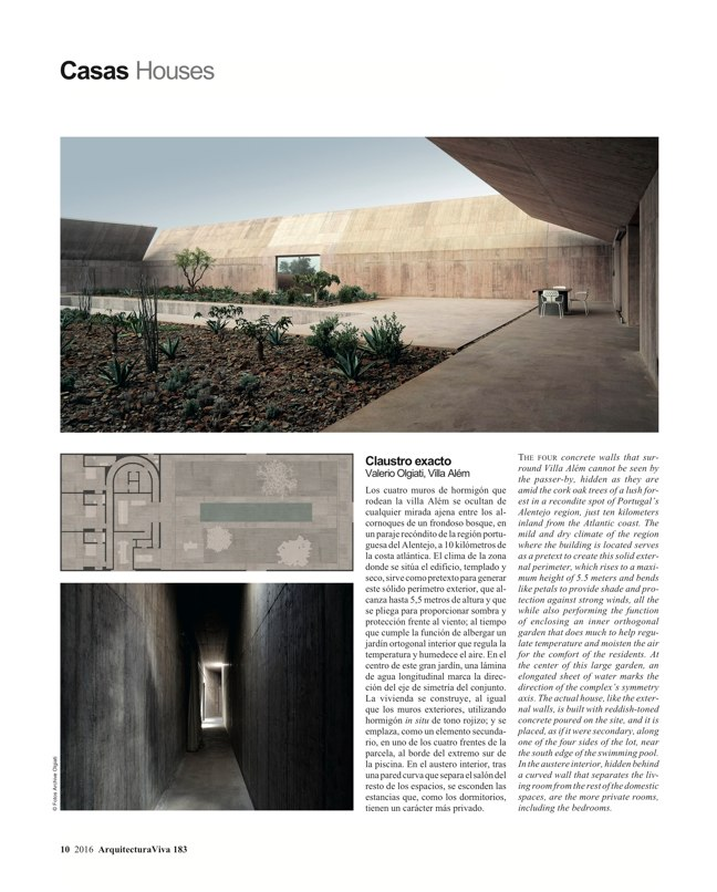 Arquitectura Viva 183 Material Abstraction - Preview 4