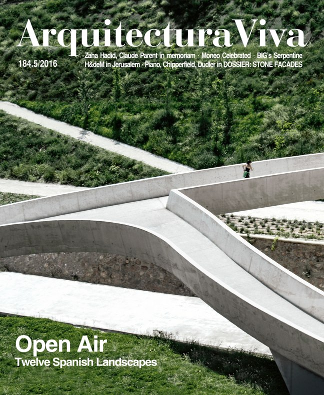 Arquitectura Viva 184 Open Air