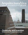 Arquitectura Viva 186 Continuity and Invention