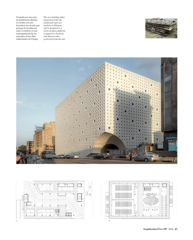 Arquitectura Viva 187 Spanish Solutions. Under 50, the Crisis Generation - Preview 11