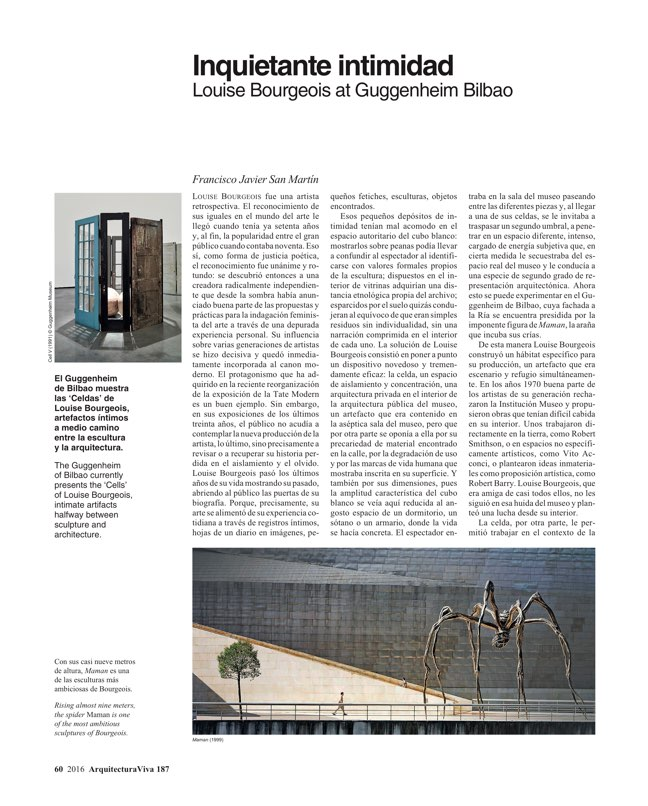 Arquitectura Viva 187 Spanish Solutions. Under 50, the Crisis Generation - Preview 15