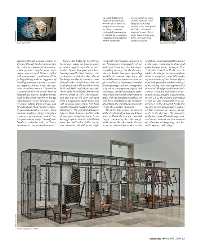 Arquitectura Viva 187 Spanish Solutions. Under 50, the Crisis Generation - Preview 16