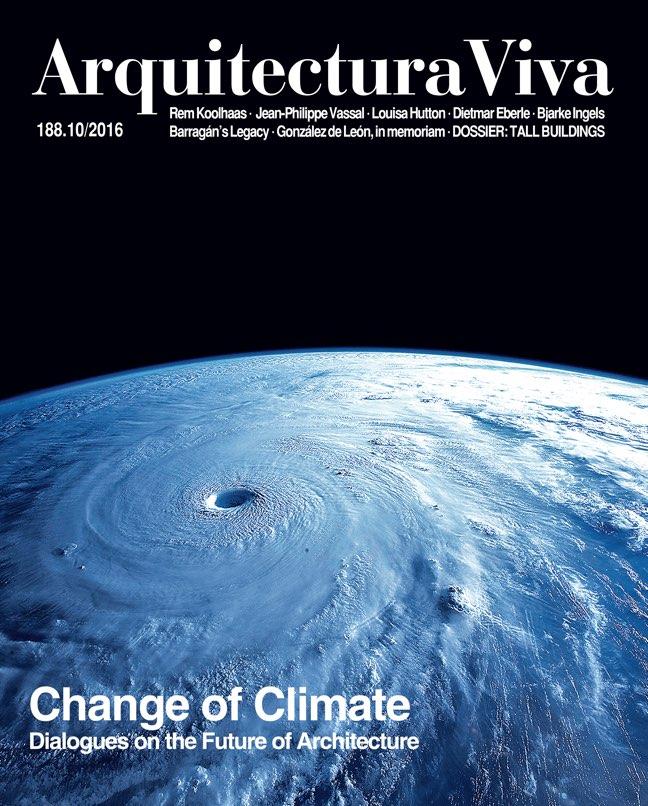 Arquitectura Viva 188 Change of Climate