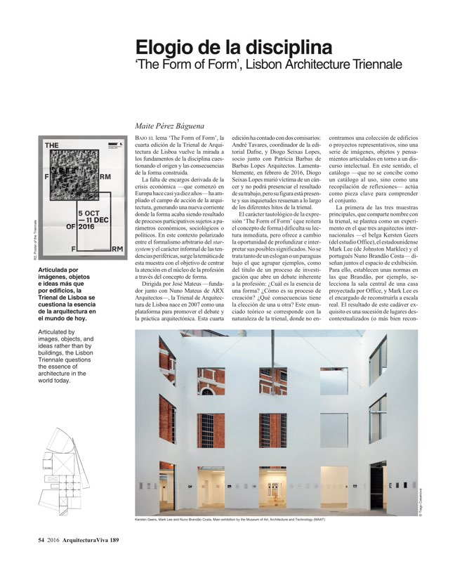 Arquitectura Viva 189 ANTHROPOCENE - Preview 10