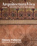 Arquitectura Viva 190 History Patterns