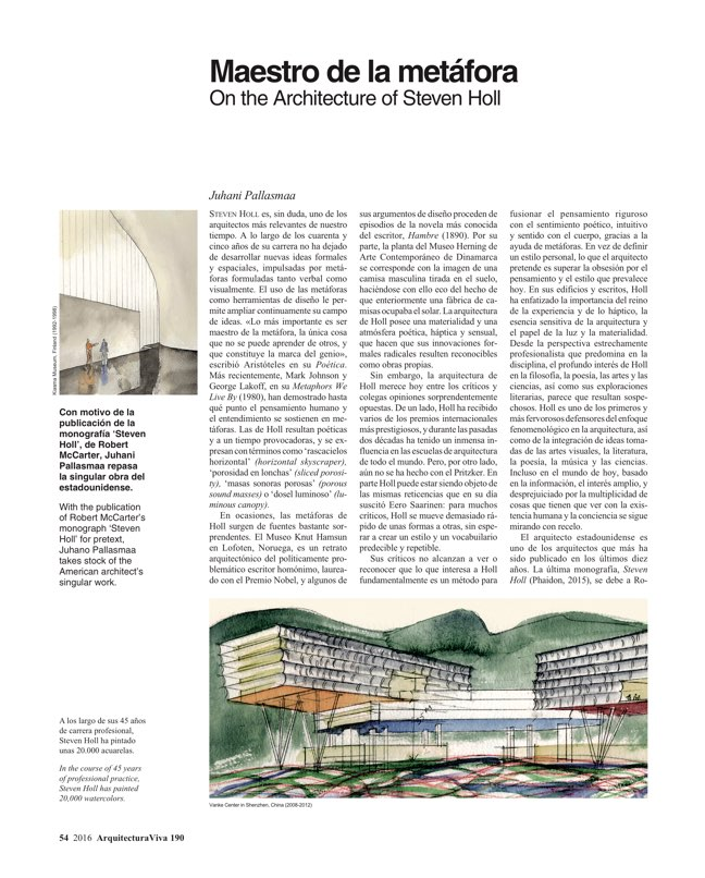 Arquitectura Viva 190 History Patterns - Preview 10