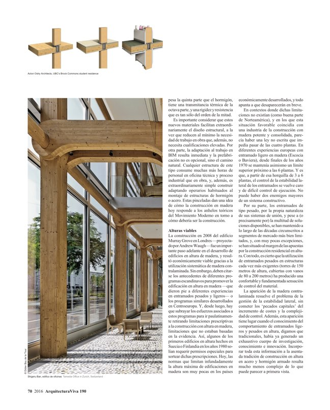 Arquitectura Viva 190 History Patterns - Preview 13