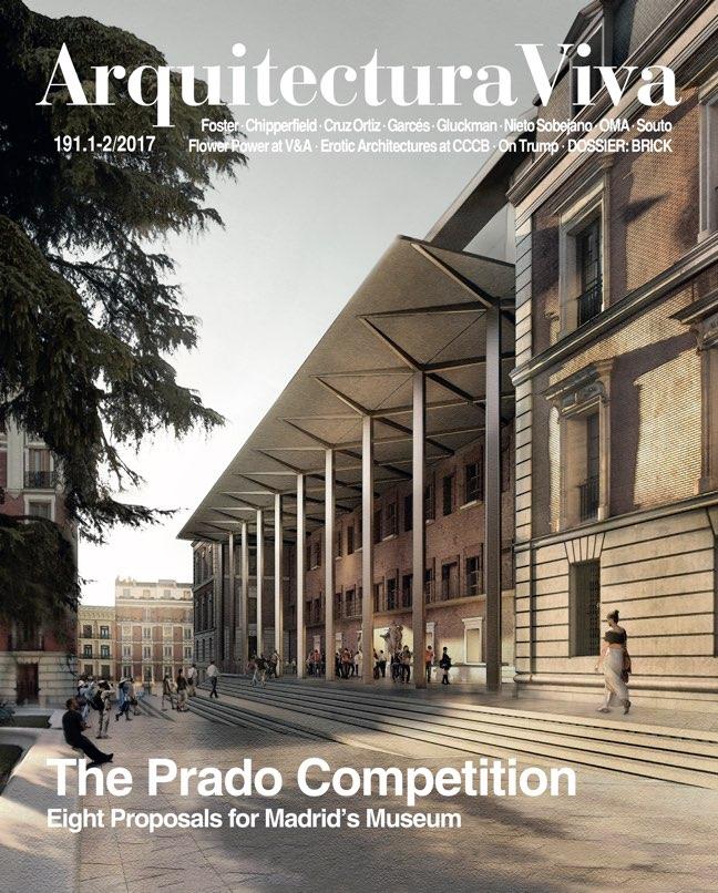 Arquitectura Viva 191 The Prado Competition