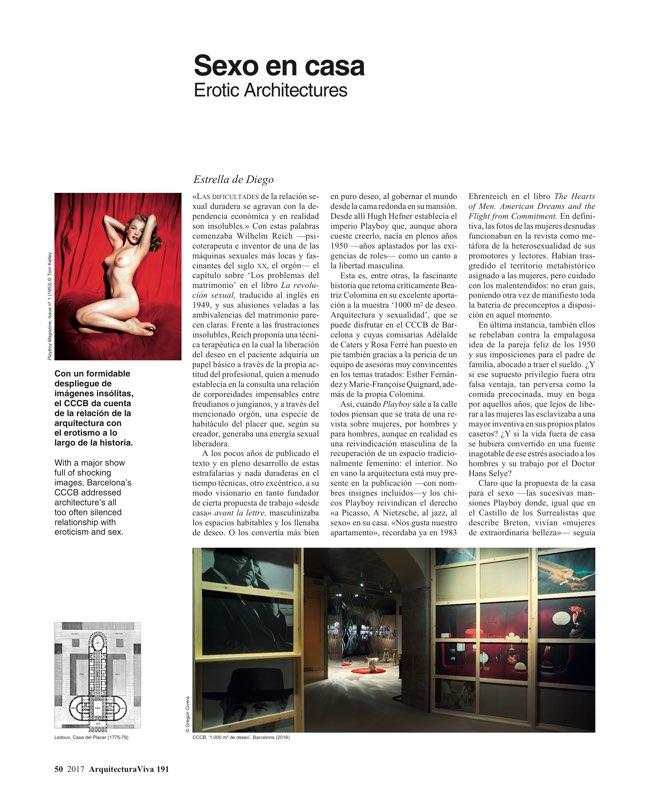 Arquitectura Viva 191 The Prado Competition - Preview 10