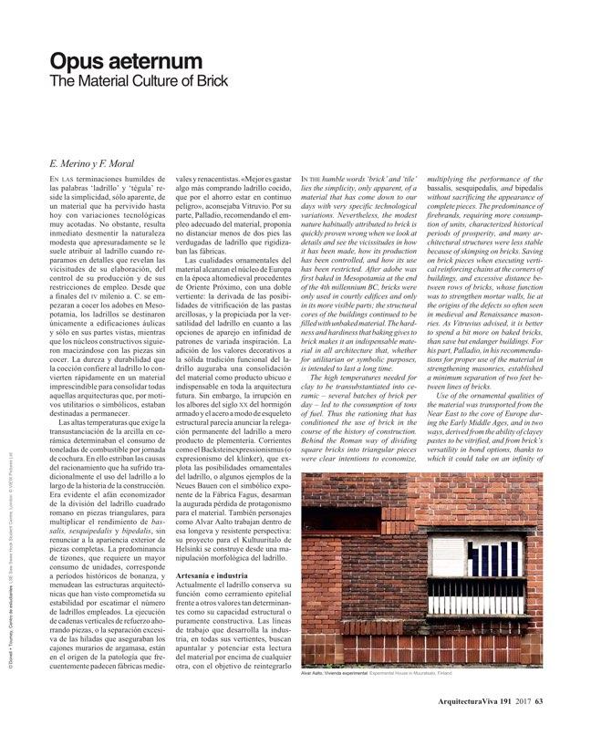 Arquitectura Viva 191 The Prado Competition - Preview 12