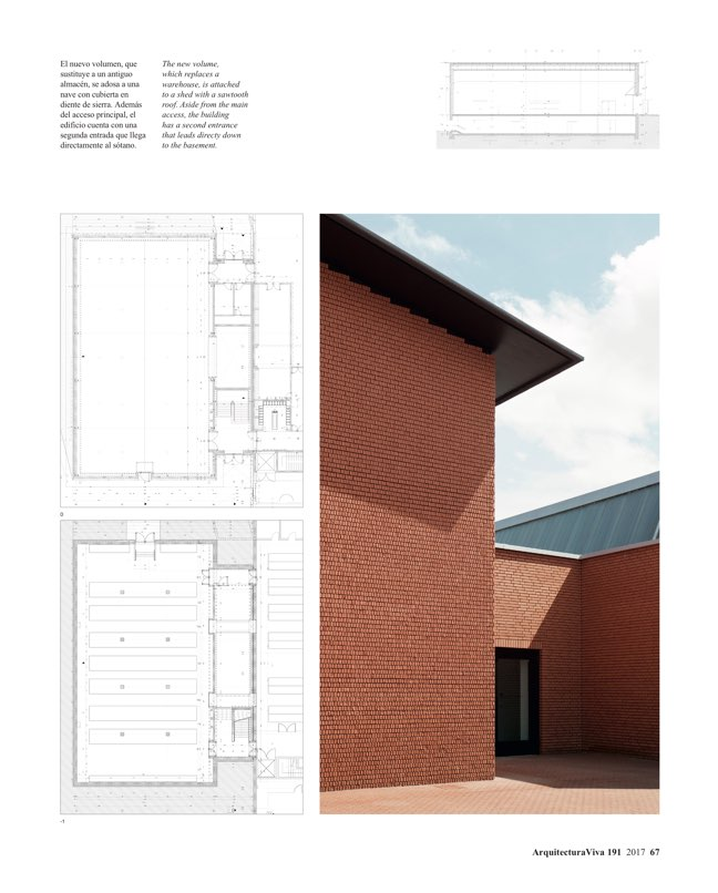 Arquitectura Viva 191 The Prado Competition - Preview 13