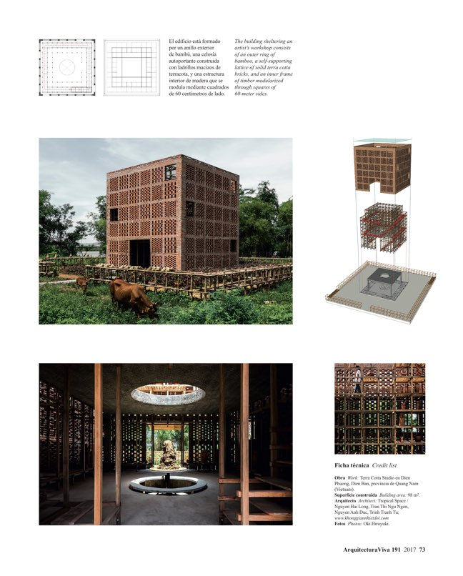 Arquitectura Viva 191 The Prado Competition - Preview 14