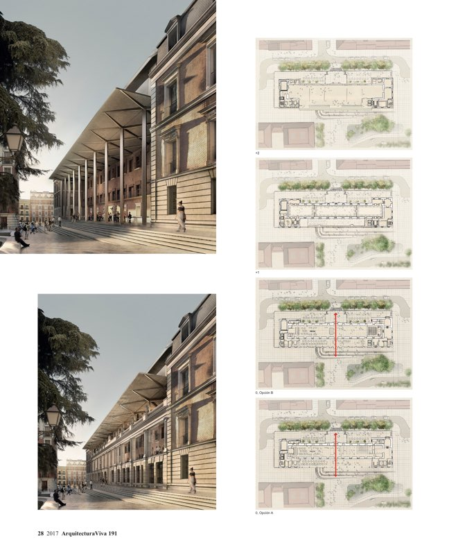 Arquitectura Viva 191 The Prado Competition - Preview 6