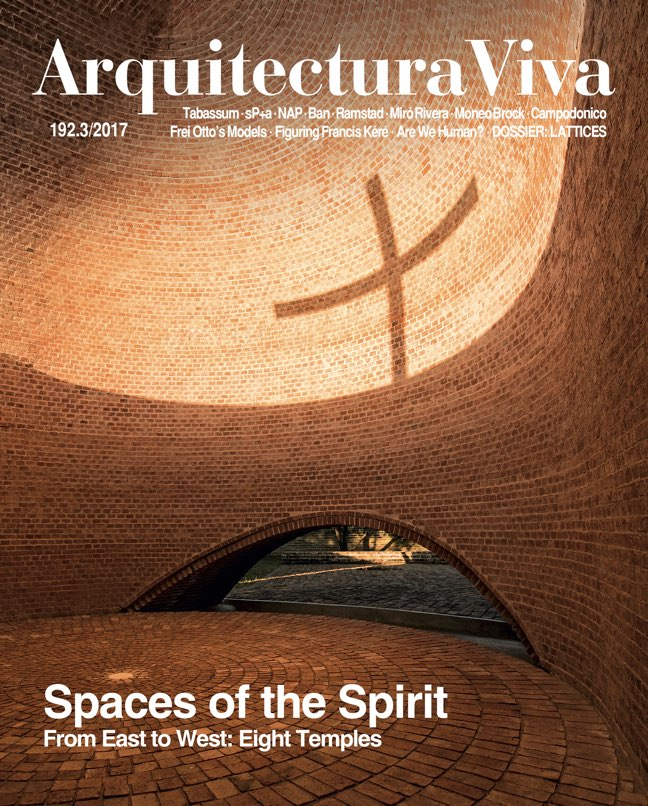 Arquitectura Viva 192 Spaces of the Spirit