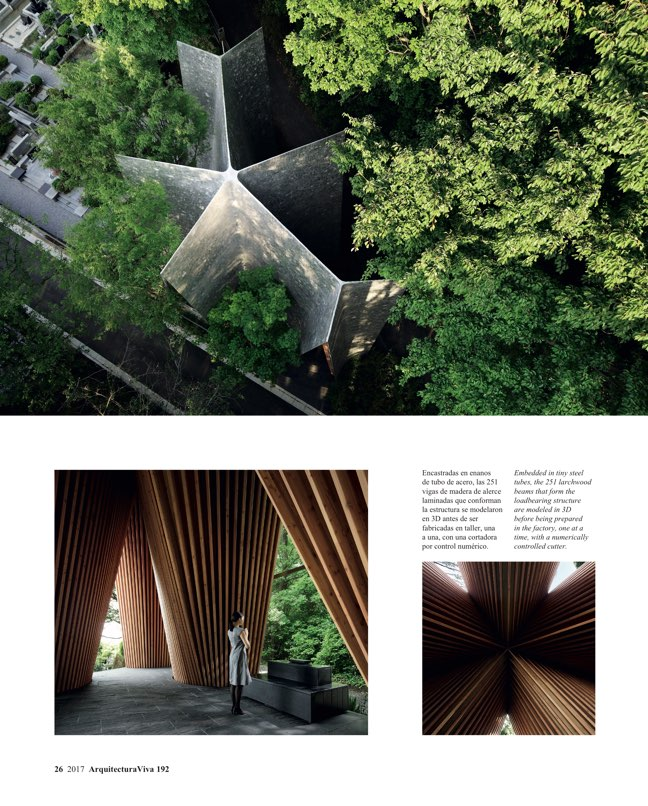 Arquitectura Viva 192 Spaces of the Spirit - Preview 7