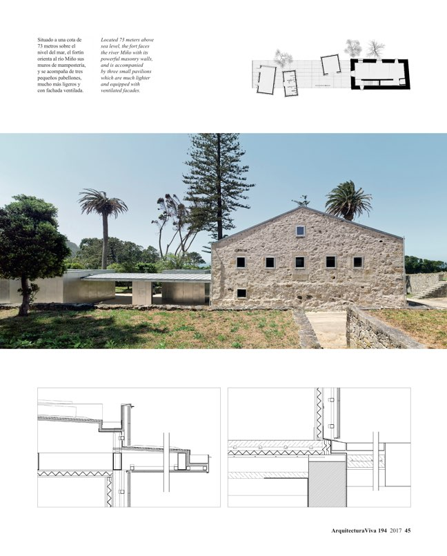 Arquitectura Viva 194 Minor Surgery - Preview 11