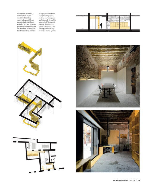 Arquitectura Viva 194 Minor Surgery - Preview 8