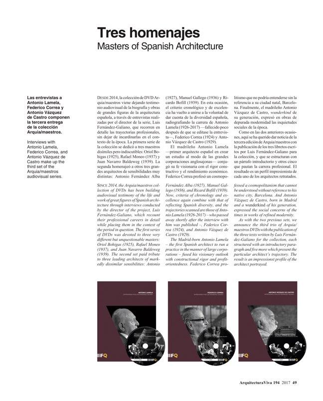 Arquitectura Viva 195 Memorials - Preview 12
