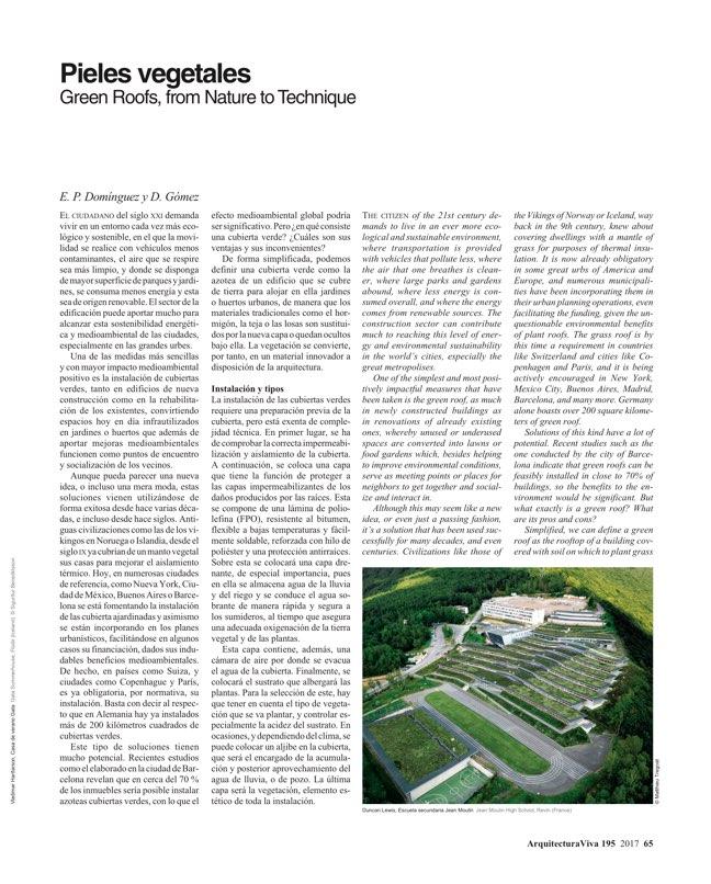 Arquitectura Viva 195 Memorials - Preview 16