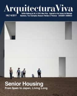 Arquitectura Viva 196 Senior Housing