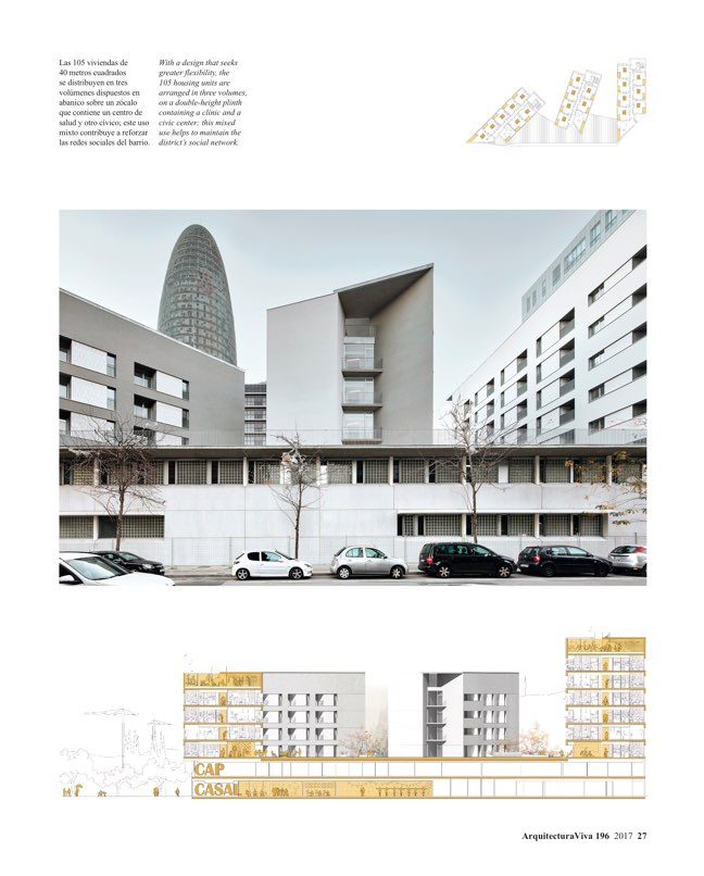 Arquitectura Viva 196 Senior Housing - Preview 5