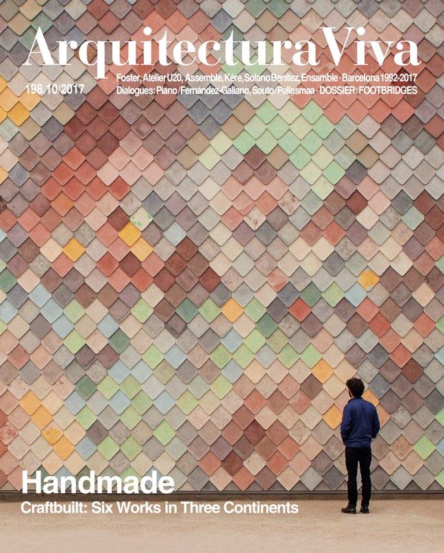 Arquitectura Viva 198 Handmade