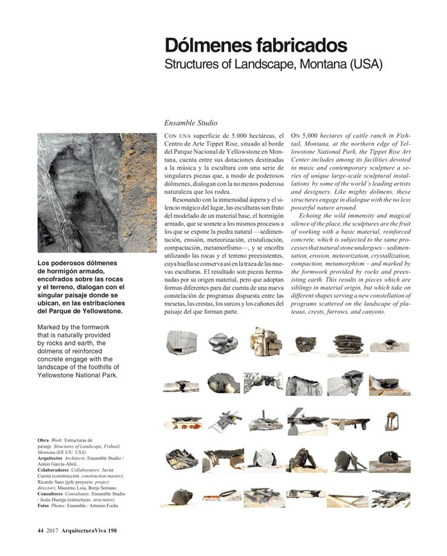 Arquitectura Viva 198 Handmade - Preview 9